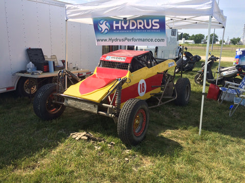 Introducing Hydrus Racing