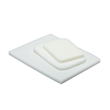 White Polyvinyl Alcohol (PVA) Foam