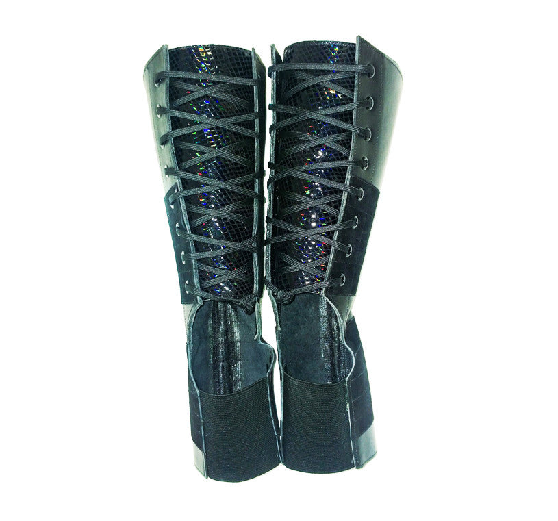 how to make aerial boots