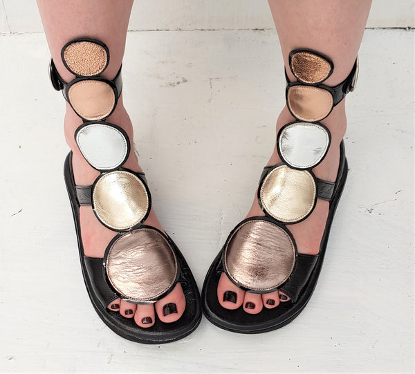 BARBARELLA Disc Sandals