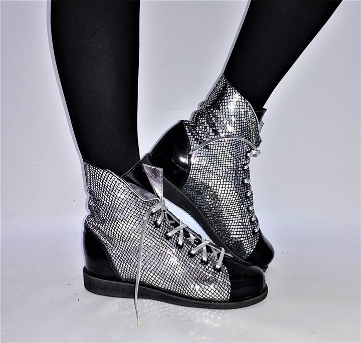 Glam TUXEDO Trainers *LIMITED EDITION*