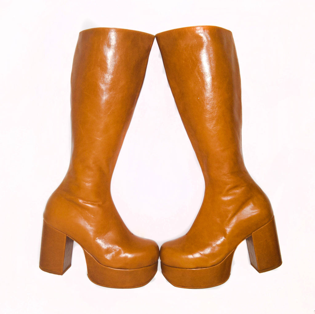 great quality official factory price Platform Knee High Boots