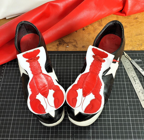 LOBSTER Shoe Tongues - Large