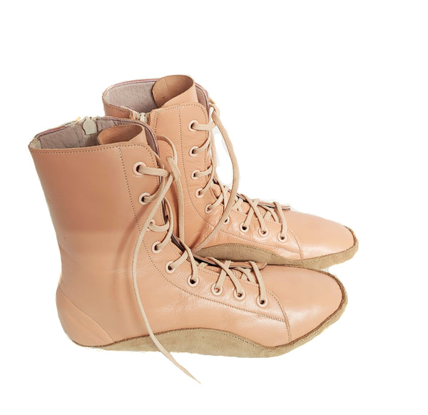 CUSTOM MADE Nude Tightrope Boots - Limited Edition -