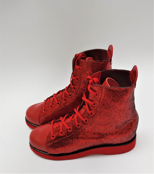 Red GLAM Trainers *LIMITED EDITION*