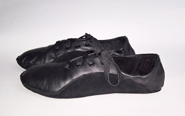Black Tightrope Shoes UK 5