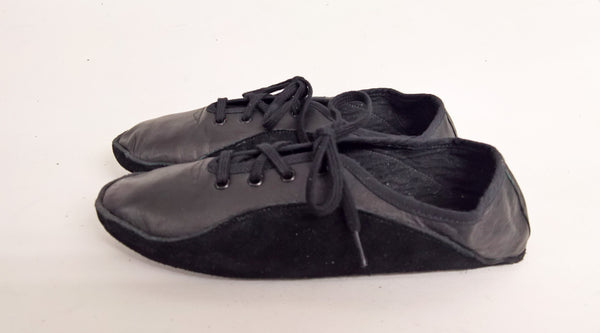 Black Tightrope Shoes UK 3