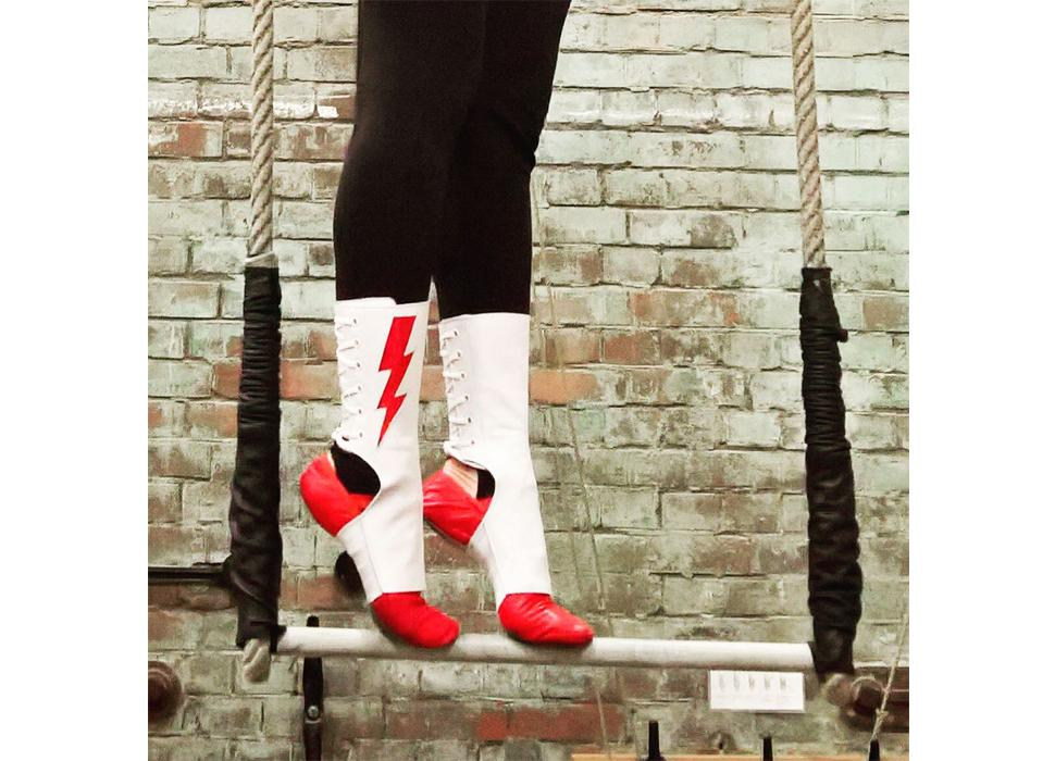 Ziggy Aerial Boots