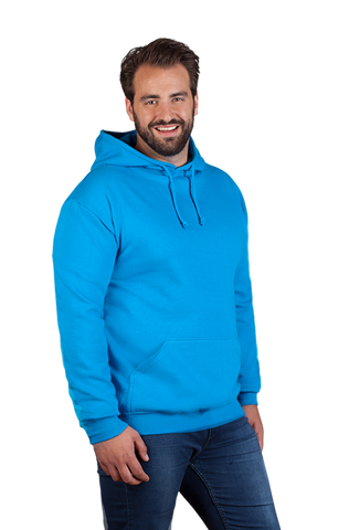 Men's Hoodie in Blue