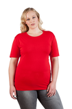 Women's Premium T-Shirt in Red