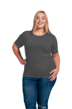 Women's Graphite Premium T-Shirt Sizes XL-3XL