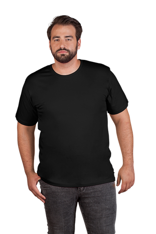 Men's Organic T-shirt in Black