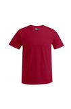 Men's dark ruby Premium T-Shirt Sizes Xl to 5XL