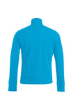 Men's Zip Up Jumper with Collar