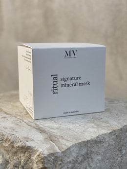 MV Signature Mineral Mask Ritual