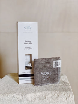 MV Mineral Mask Set + MOKU Washer