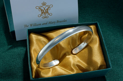 William and Mary Bracelet in gift box