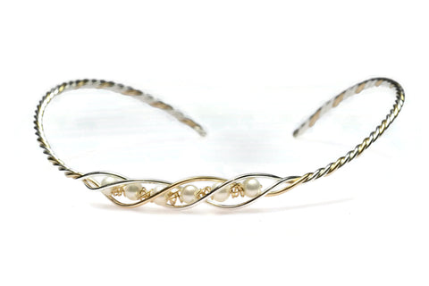 Celtic Choker with Pearl Panache Insert