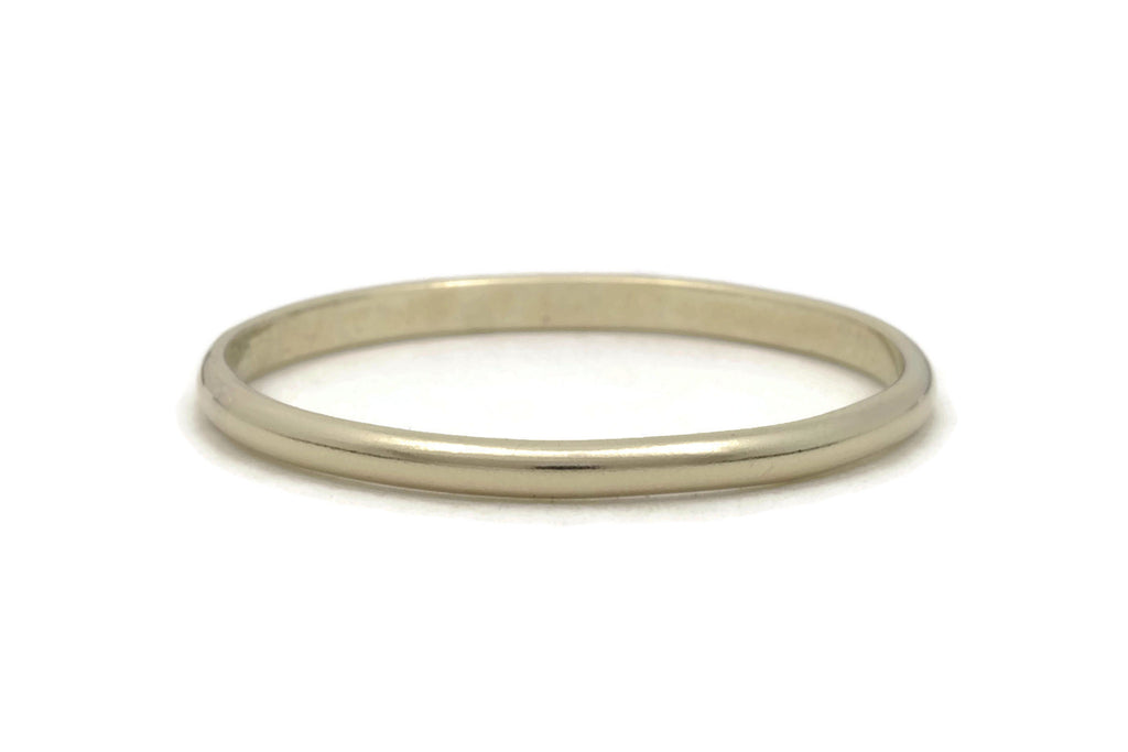 Plain Gold Ring