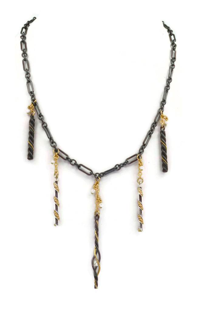 Miss Fisher Necklace