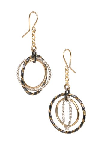 Fra Angelico Earrings, mixed - E91m