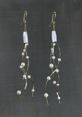 Sea Kelp Earrings