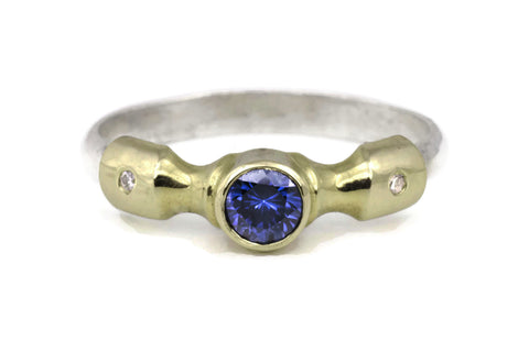 Lighthouse Ring (Sapphire)