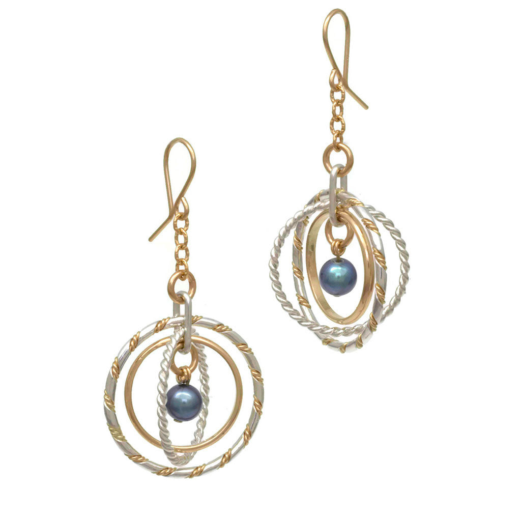 Fra Angelico Earrings E91B - Long
