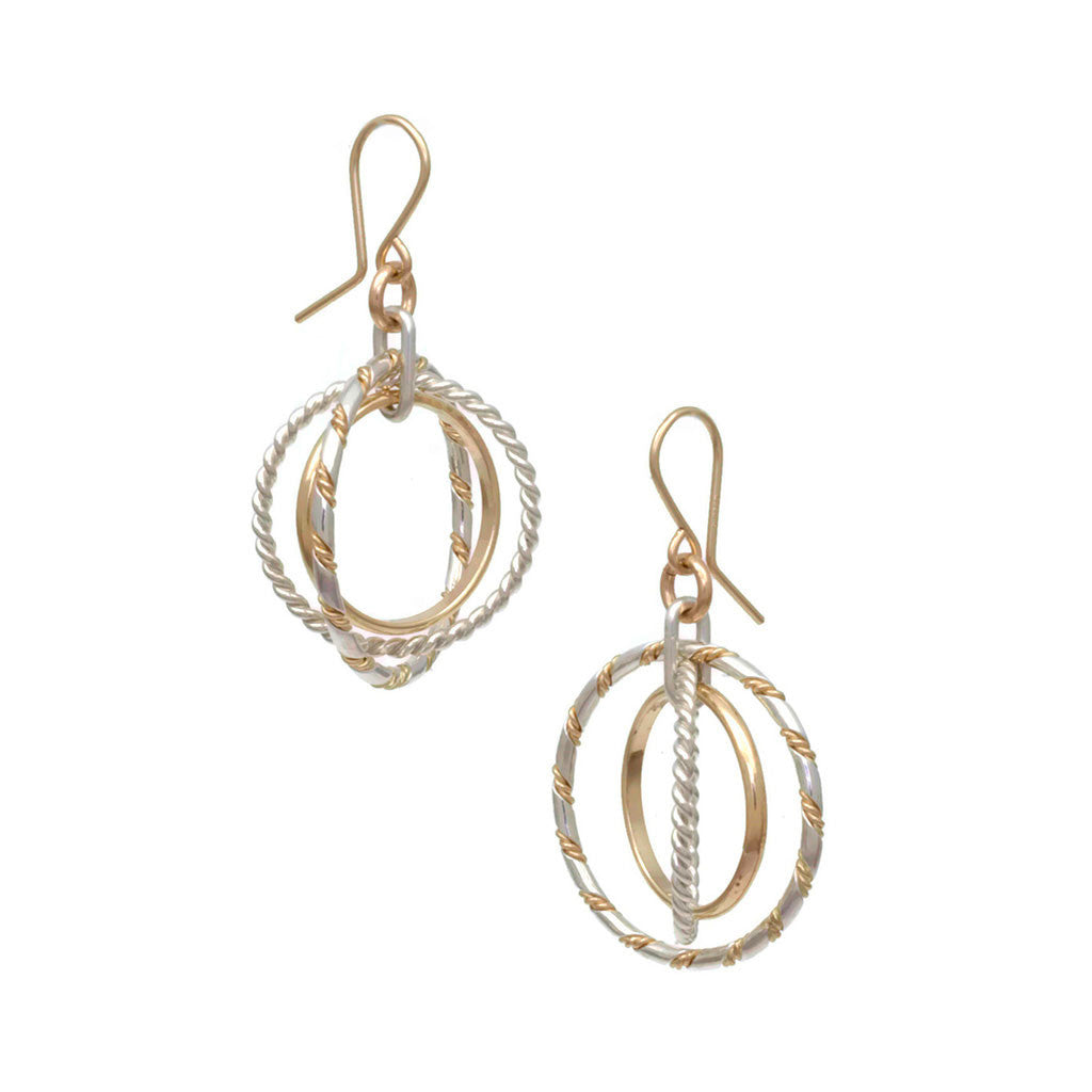 Fra Angelico Earrings - E91
