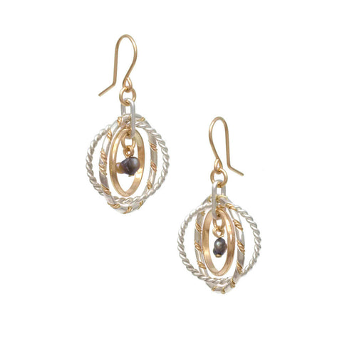 Fra Angelico Earrings E91K short
