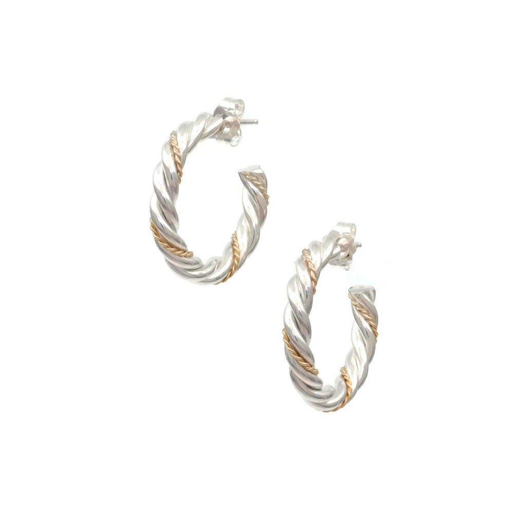 Renaissance Hoop Earrings E39