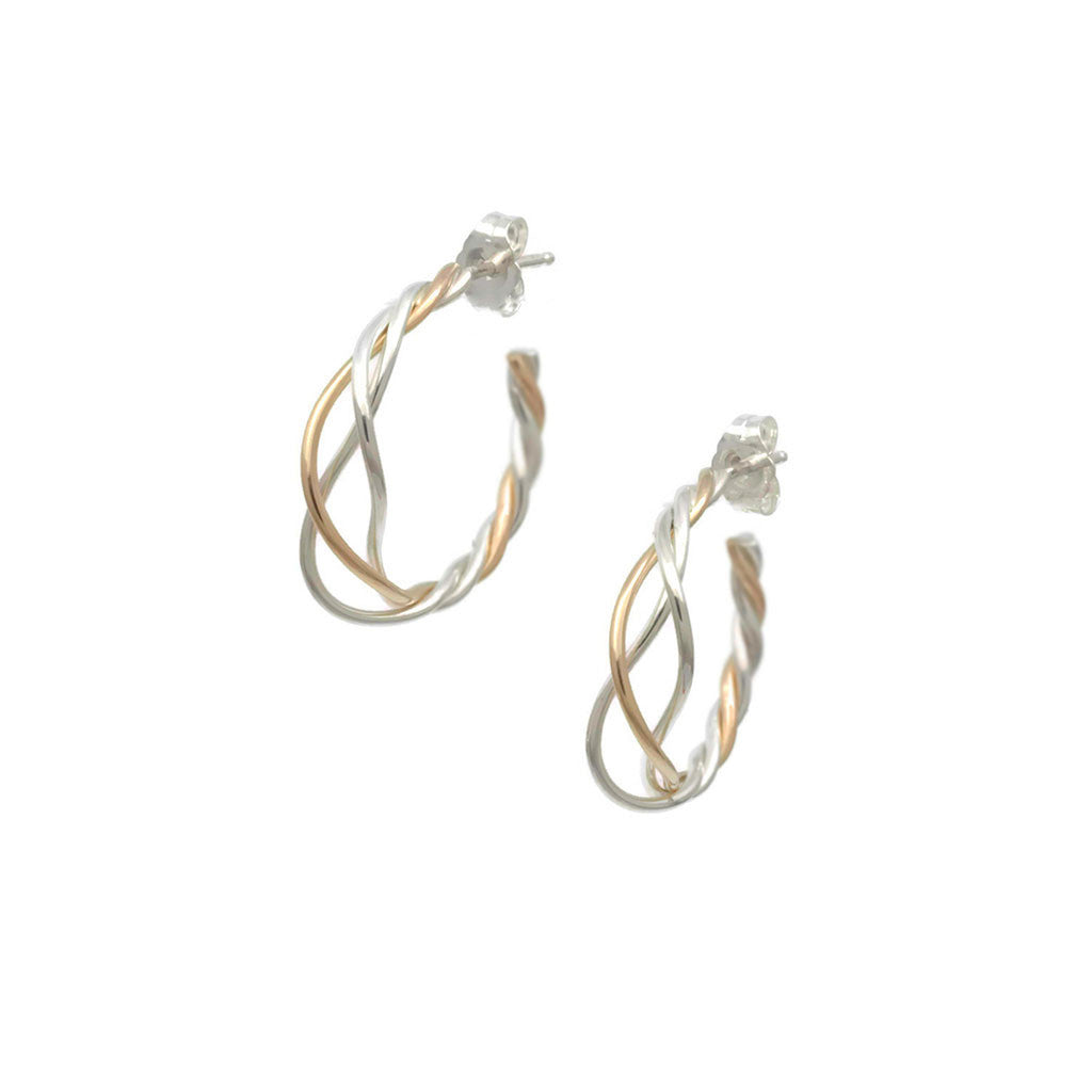Celtic Hoop Earrings E35