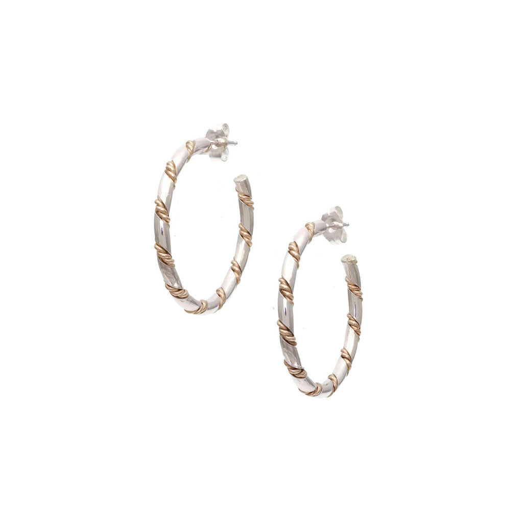 Botticelli Hoop Earrings E5
