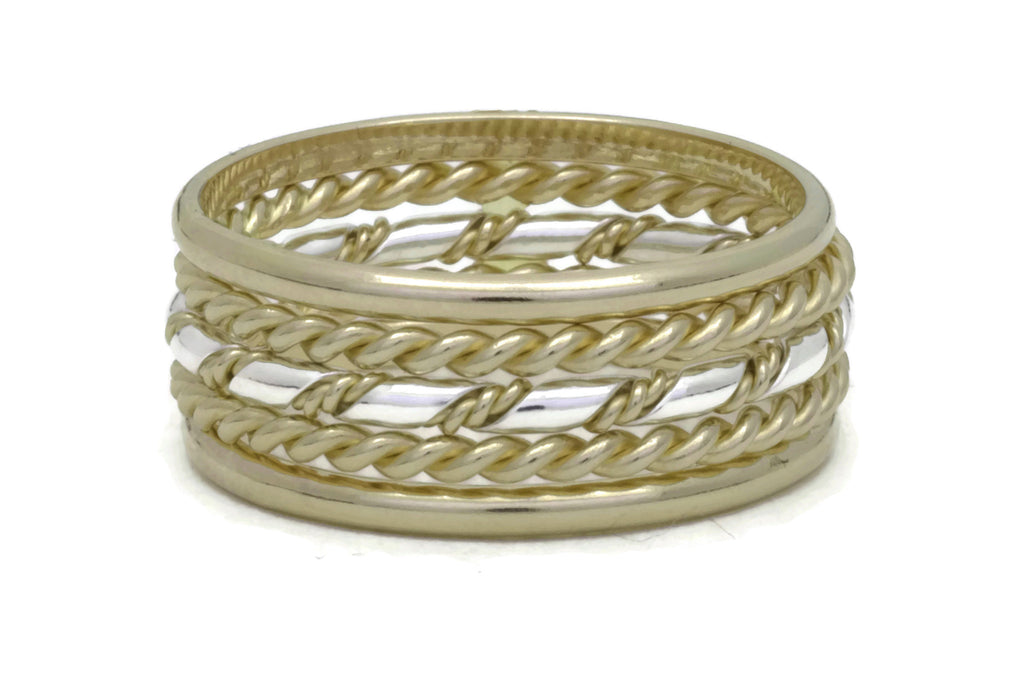 Renaissance 5 Ring Stack 3