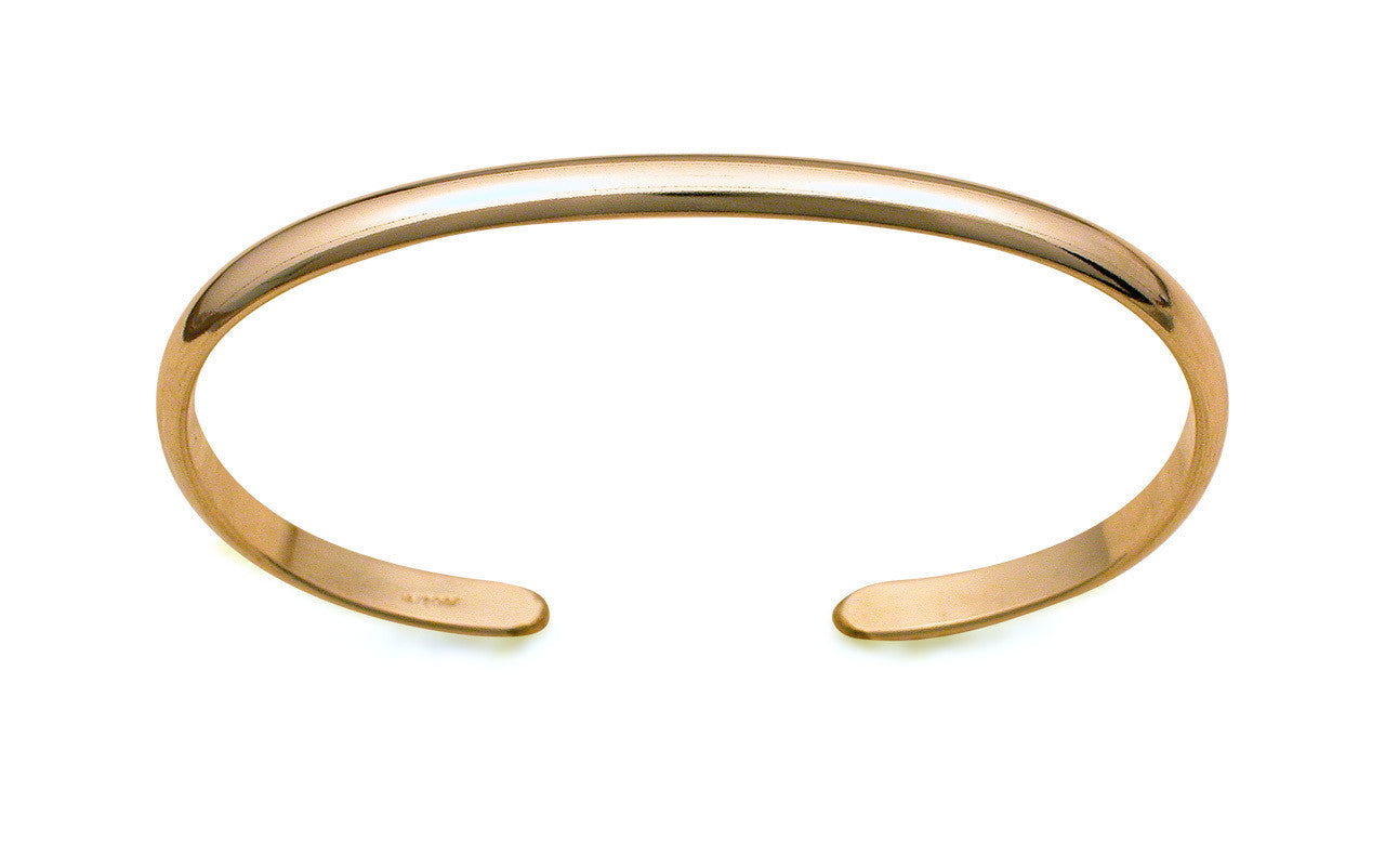 bracelet p yellow bangles gold heavy asp grams solid spanner cast plain bangle in hallmarked