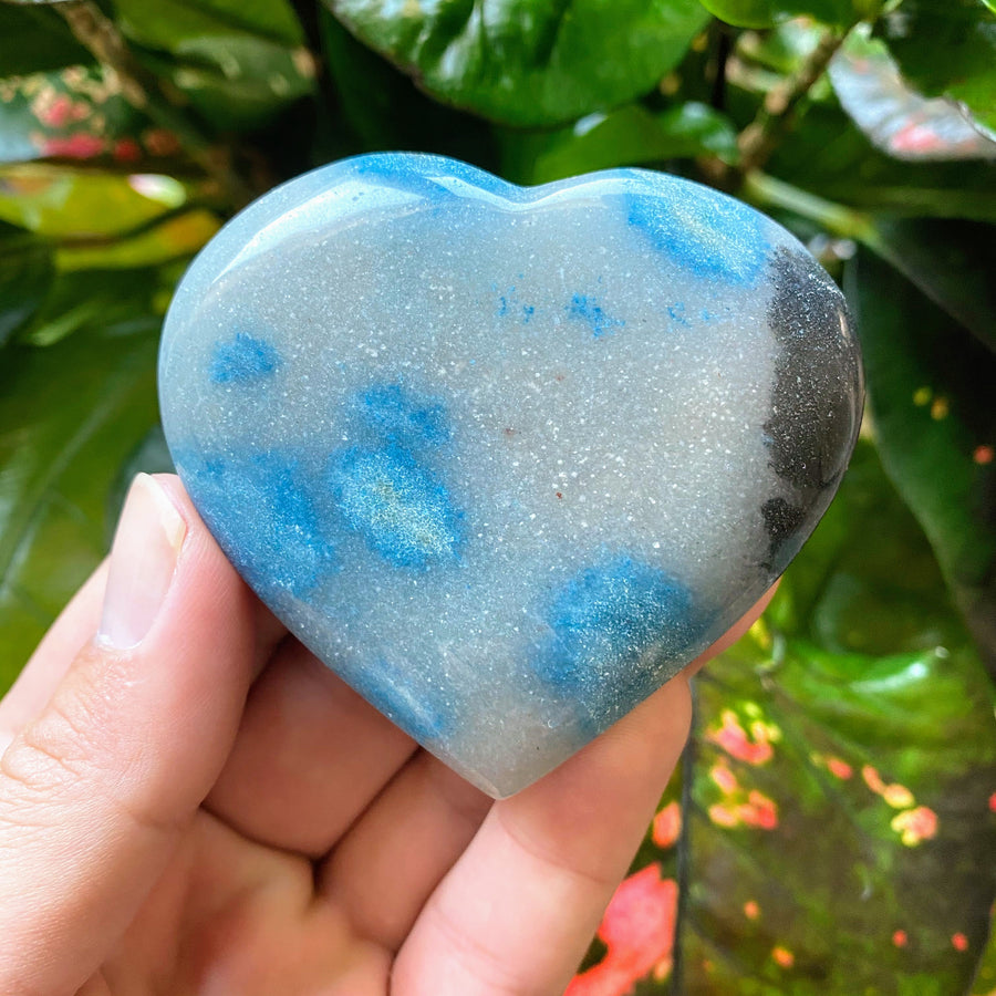 Trolleite Heart from Brazil