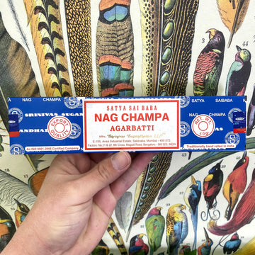 Classic Nag Champa Incense by Satya