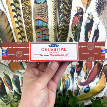 Celestial Incense by Satya