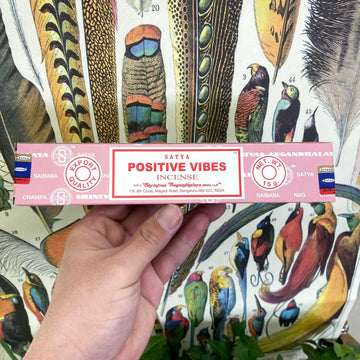 Positive Vibe Incense by Satya