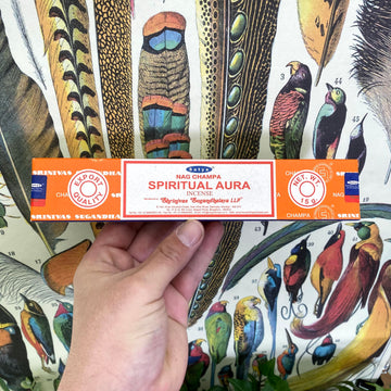 Spirtual Aura Incense by Satya