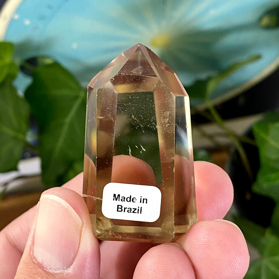 CItrine Tower from Brazil
