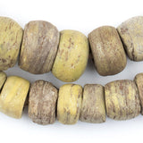 Antique Yellow Hebron Kano Beads (Natural)