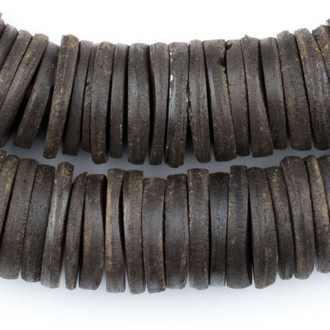 Coconut Bone Heishi Beads (18mm) - The Bead Chest