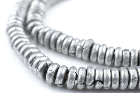 Maasai Silver Beads (Rings) - The Bead Chest