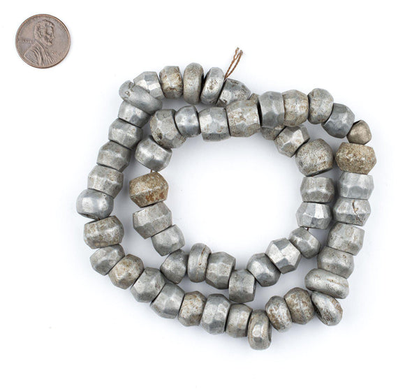Old Morsi Recycled Aluminum Beads