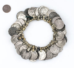 Vintage Afghani Coin Bunch