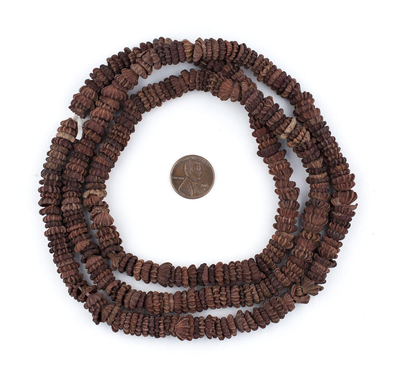 Naturally Aromatic Moroccan Eucalyptus Beads - The Bead Chest