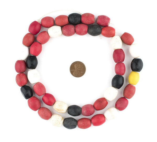 Mixed Bohemian Colodonte Beads