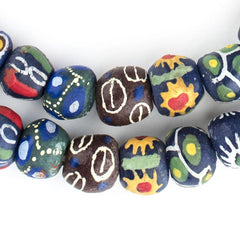 Kabeela Mixed Krobo Beads