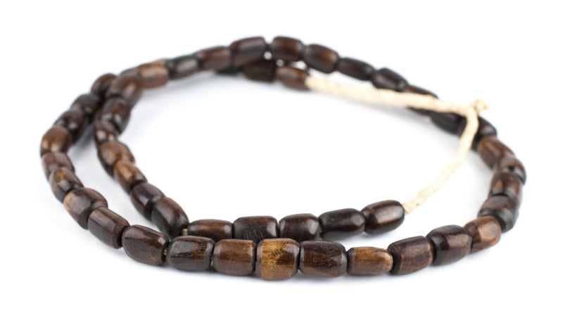 Brown Kenya Bone Beads (Small) - The Bead Chest